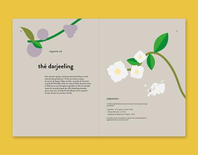 Tea World, guide poétique et parfumé