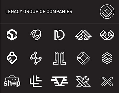 Legacy Logo Compilation