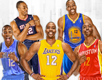 Dwight Howard 'The Decision'