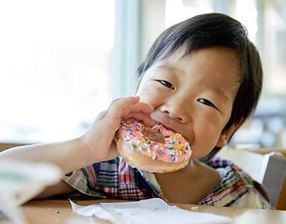 Krispy Kreme Global Photography