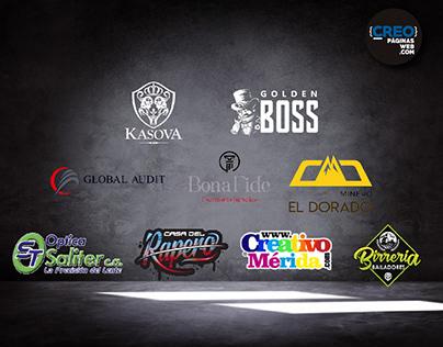 Diseño de Logotipos / Varios Proyectos