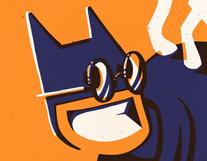 Retirement Superheroes part 2: Batman