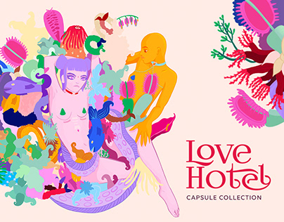 Love Hotel - Capsule Collection