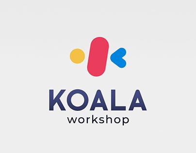 Koala Workshop Branding