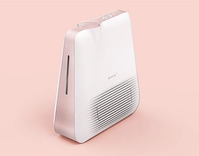 Airmate: Ceramic heater