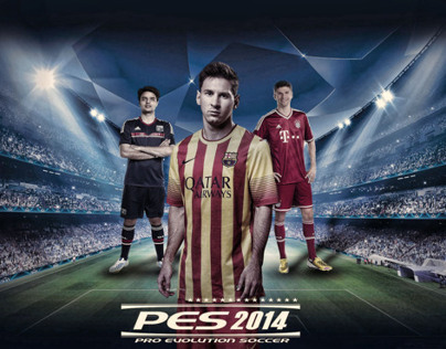 Pes 2014 Poster