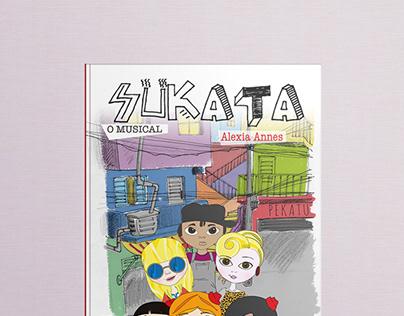 Cliente: Ed. Uirapuru - Livro SUKATA o Musical
