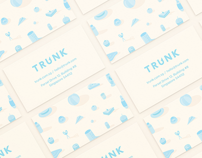 Trunk / App & Branding