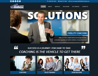 Fidelity Coaching Inc. Template