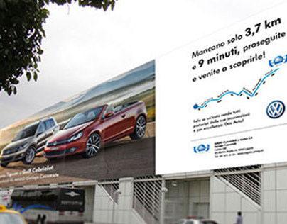 Amag Volskwagen Poster