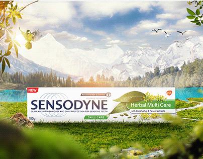 Sensodyne - Herbal KV