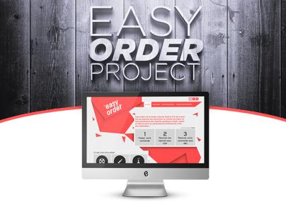 EasyOrder Project