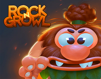 ROCK AND GROWL | Game Concept