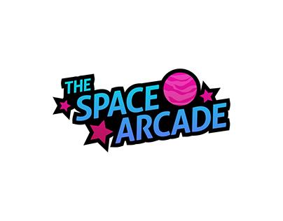 The Space Arcade - Logo