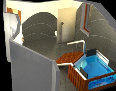 Our designs for Interior, part2- Bath