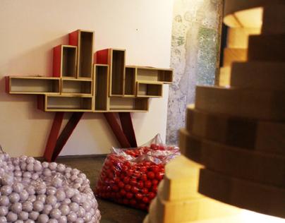 Milan design week 2013 @ EXITS aMDL