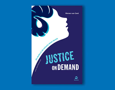 JUSTICE ON DEMAND Cover design proposals