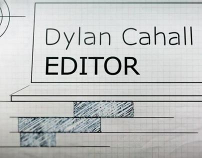 Dylan Cahall / Editor Showreel