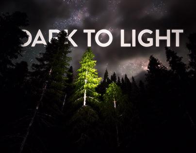 Dark to Light | 4K60 AERIAL and TIMELAPSE FILM