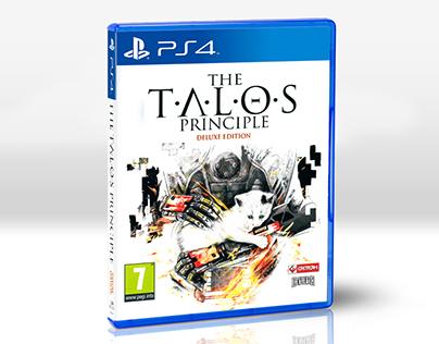 PS4 - The Talos Principle Game Artwork