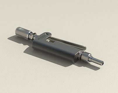 Secondary Seal Extruder Pistol