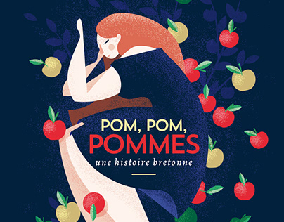 Pom, pom, pommes – une histoire bretonne