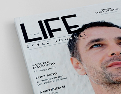 "Portrait for ""The Lifestyle Journal"""