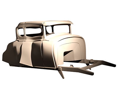 Design-A-Day - Ford Model A