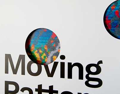 Moving Patterns — 2018 calendar