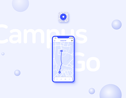 Campus go app design