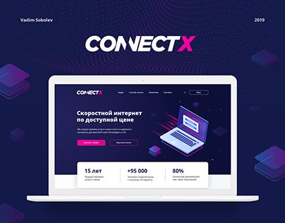 ConnectX | Web Site Design