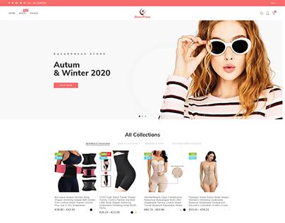 BazarPress Online Dropshipping Shopify Store