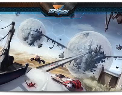 TurboLink - Steam Greenlit Multiplayer Game