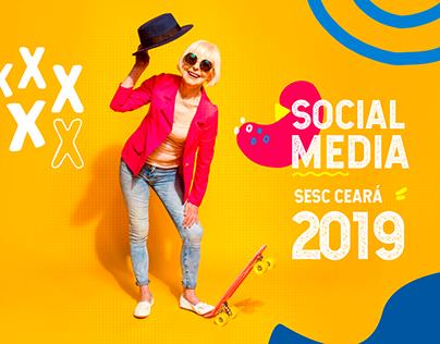 Social Media | Sesc Ceará 2019