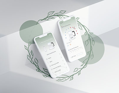 Pao Smart Kettle App and Product Concept