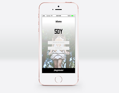 SOY: Stunning social app for art and design!