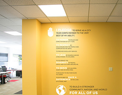 City Year Office Designs
