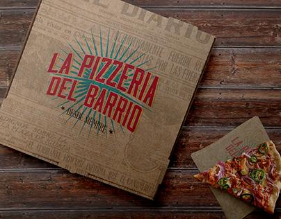 Pizzeria del barrio : food social business model