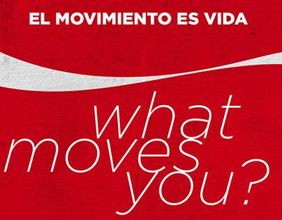 Coca-Cola - What moves you?