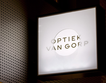 Optiek Van Gorp Corporate Identity
