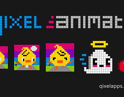Qixel Animate GIFS