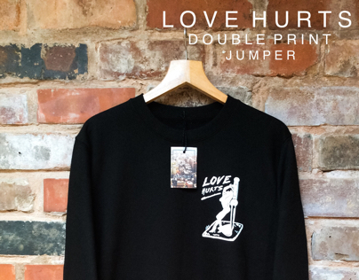 LOVE HURTS JUMPER