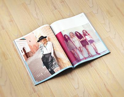 Catálogo colección invierno