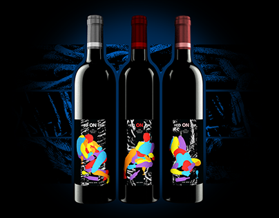 Hedonism | Wine label design