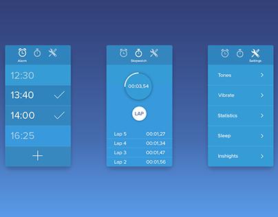 Time App