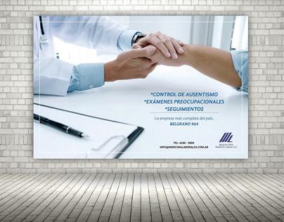 Diseño de Imágenes - Medicina Laboral