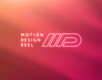 Motion Design Reel