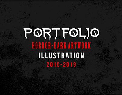 ARTWORK ILLUSTRATION PORTFOLIO