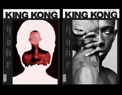 King Kong Magazine