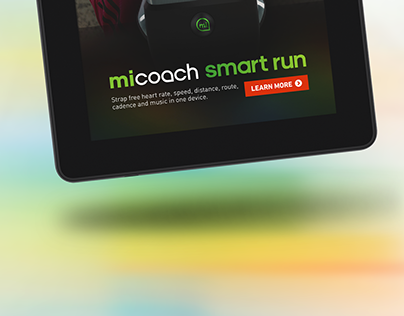 miCoach Smart Run — Adidas